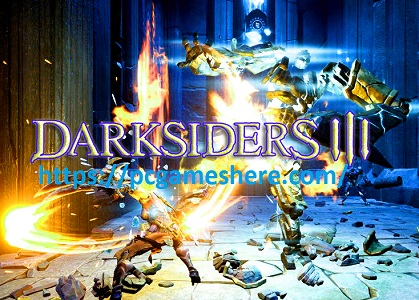 Darksiders 3 Highly Compressed Pc Game Setup Exe Download Free Torrent